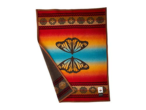 Pendleton - Muchacho Baby Blanket, Butterfly