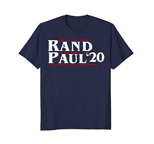 Rand Paul President 2020 Campaign Tshirt