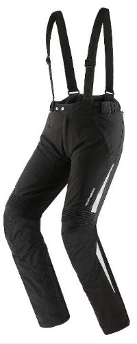 Spidi Sport S.R.L. VTM H2Out Pants , Size: 3XL, Distinct Name: Black Robust, Gender: Mens/Unisex, Primary Color: Black, Apparel Material: Textile U62-026-3X