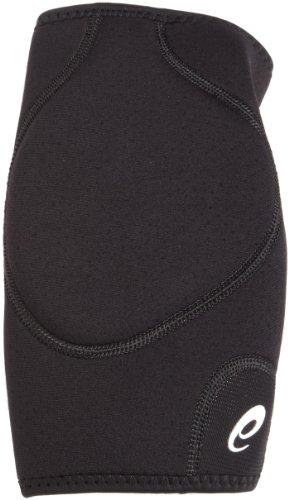asics-unisex-snap-down-sleeve-black-medium