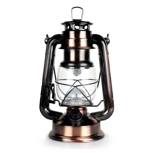 WeatherRite outdoor, #5572 15 LED Lantern, Traditional Look with efficient LED lighting, Outdoor Stuffs