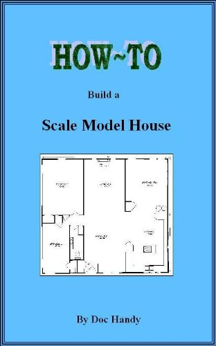 Amazon how to build a scale model house doc handys hobby how to build a scale model house doc handys hobby helpers book 1 by fandeluxe Images