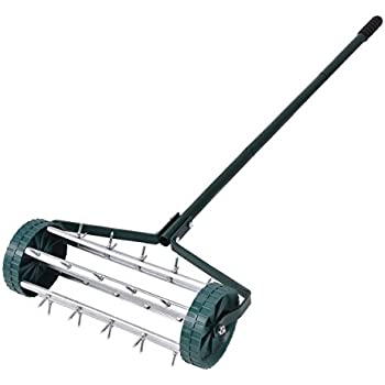 Amazon Com Greenworks 27022 10 Amp 14 Quot Corded Dethatcher
