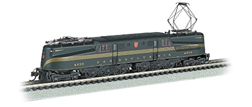 Bachmann Industries Gg 1 Dcc Sound Value Equipped Electric Locomotive, Brunswick Green 5 Stripe
