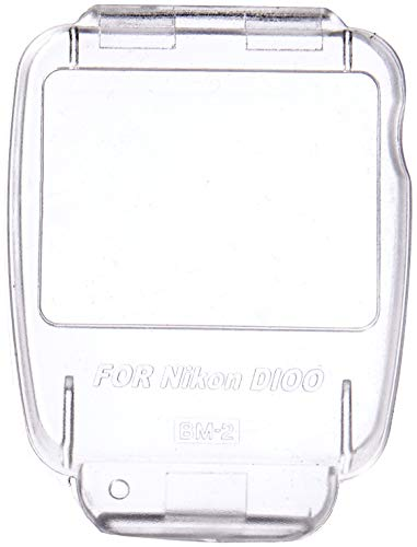 Fotodiox Replacement LCD Cover Protector, for Nikon D100 (replaces Nikon BM-2)