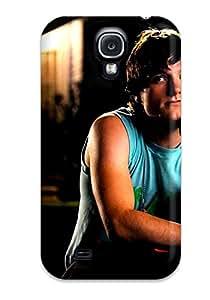 Galaxy S4 Josh Hutcherson Tpu Silicone Gel Case Cover. Fits Galaxy S4
