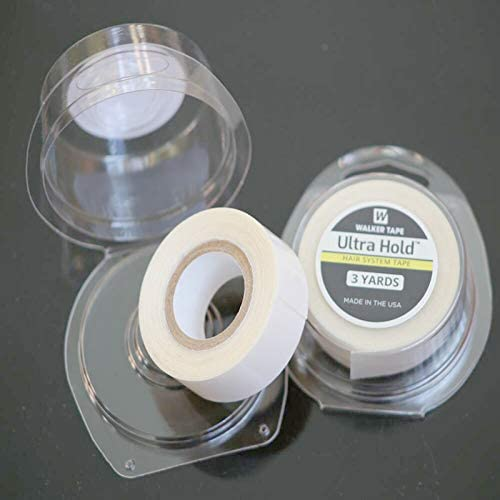 1 x 9,5 m Nastro adesivo ultra resistente nastro biadesivo per parrucca.