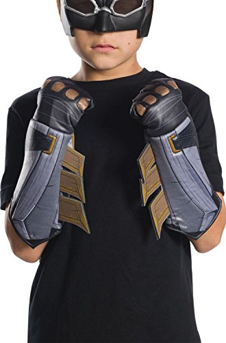Rubie's Costume Boys Justice League Tactical Batman Gauntlets Costume, One Size for $<!--$11.58-->
