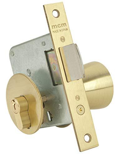 Mcm 1561-3-70 - Pomo cerradura entrada 70mm laton