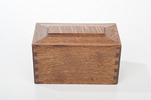 LifeSong Milestones Wood Cremation Urn for adult human for sale  Delivered anywhere in USA