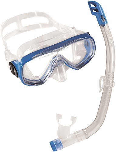 Cressi Ondina & Top Jr, clear/blue