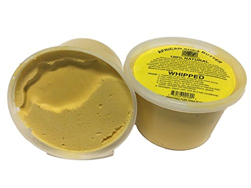 Pure African Shea Butter Whipped Pineapple 10 oz (Africa's Best Castor Oil Review)