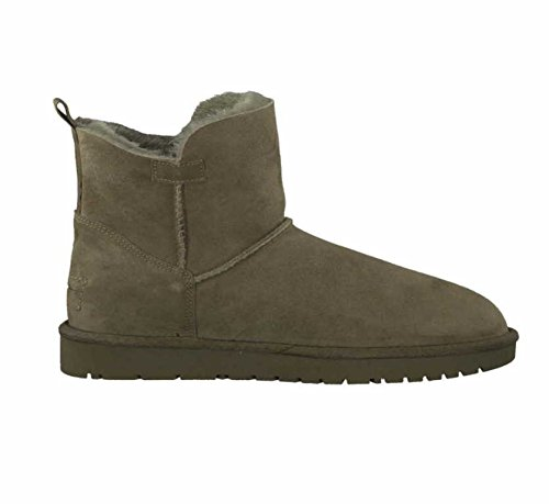 Tamaris Beige Boots Taupe Dark Women's AZ6ARxqwrp