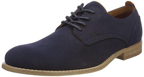 Call It Brogue Navy Zapatos EU Spring Hombre 410 de Eowan para Cordones Azul rrpxwFqgd