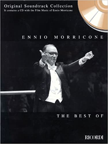 The Best of Ennio Morricone - Piano: Amazon com: Books