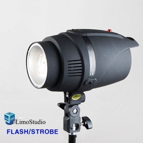 LimoStudio Photography 200W Photo Monolight Flash Strobe Studio Photography Light Lighting, AGG1756V2 by LimoStudio