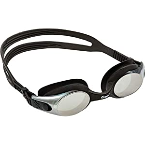 Cressi Adult Swim Goggles, Shatterproof, Anti-Fog and Anti-UV lenses | Nuoto 2.0