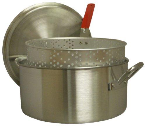 King Kooker KK14 Aluminum Frying Pan