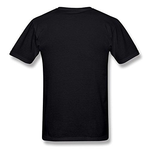 AI Wrestle Mania Seth Rollins Cotton T Shirt For Men Black L