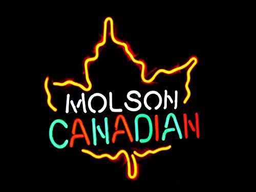Molson Canadian Neon Sign 17
