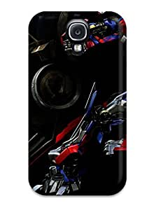 Faddish Optimus Prime Case Cover For Galaxy S4