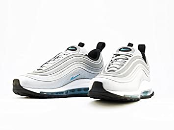 Original NIKE AIR MAX 97 ULTRA 17 Sneaker Herren blau Gr. 44 TOP