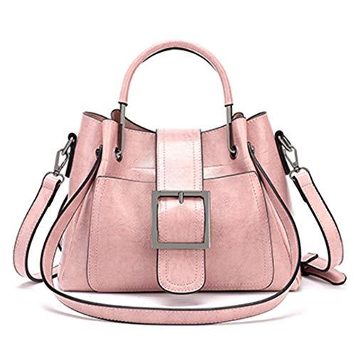 Sacs Ladies Vintage Bag Designer Shoulder Rose Noir HxxUBI