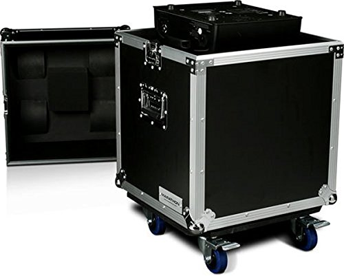 - Marathon Flight Road Case MA-Mh250W Lighting Case To Hold 1 X Elation Power Spot 250, Design Spot 250 Or Similar Sized Moving Head with Caster Plate