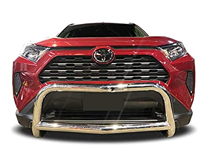 Amazon Com Broadfeet A Bar Front Bumper Guard For 2019 2021 Toyota