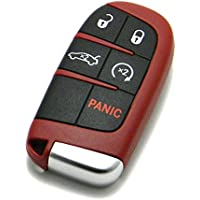 OEM Dodge Keyless Entry Remote Fob 5-Button Smart Proximity Key (FCC ID: M3N-40821302 / P/N: 68234959)