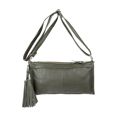 96289067757e8 cowboysbag clutch Bag Dalson army green -kubacki-goetz.de