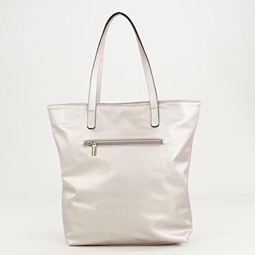 FORTIME Bronce Bag Bluebags Fashion Madina Shoulder Bolso Bronce Women's Brown 7IwqdOw