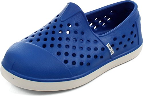 Toms - Tiny Classic Rompers Shoes, Size: 8 M US Toddler, Color: (Classic Boys Slip On)