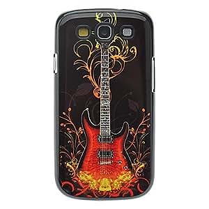 WQQ Teléfono Móvil Samsung - Cobertor Posterior - Diseño Especial - para Samsung S3 I9300 ( Multi-color , Plástico )