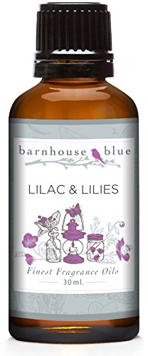 Barnhouse - Lilac & Lilies - Premium Grade Fragrance Oil - Oils Shampoo Scented Essential