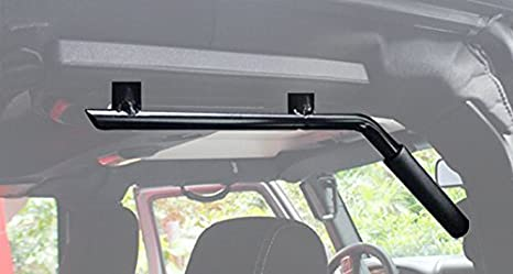 American 4wheel Jeep Wrangler Grab Bar Grab Handles Door Handle Rear Grab Handle Jeep Wrangler Accessories JK JKU /& Unlimited Rubicon Sahara Sports,2007-2018 Black Pair