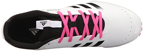 Pink Black Sprintstar White W Women's Spikes adidas Shoes with Women's Running Shock PqaBA1Zw