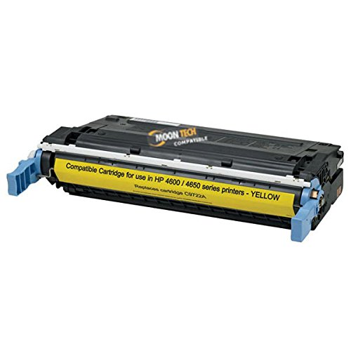 C9722a Replacement (Remanufactured Yellow Toner Cartridge Replacement For Hp C9722A, 641A (8000 Yield) (Part Number: Kp26095))