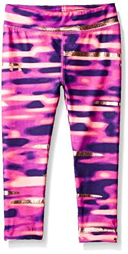 - Under Armour Girls' Toddler Favorite Legging, Flour Fuchsia V, 4T