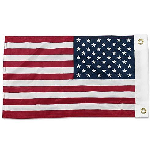 Kaputar 12 X 18 12x18 USA American Flag Boat Flag Car Banner Truck Fast USA Shipper   Model FLG - 7503