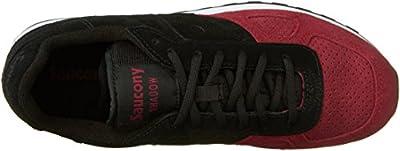 Saucony Originals Men's Shadow Original Suede Fashion Sneakers