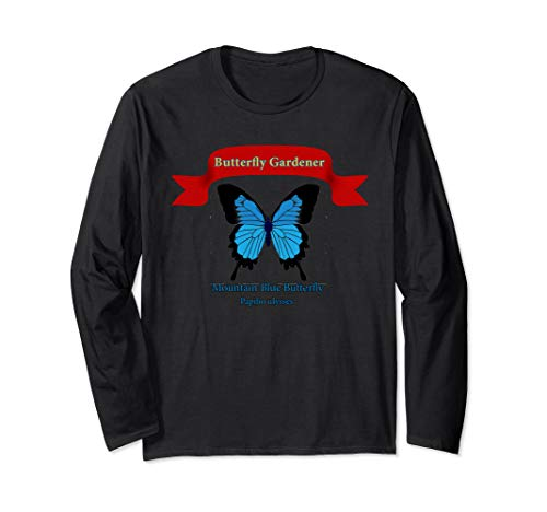 Mountain Blue Swallowtail Butterfly Conservation