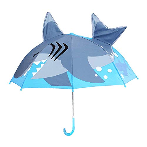 shark umbrella kids - 9