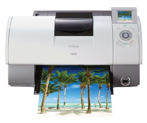Canon i900D Photo Printer - Compatible Black Ink Tank 6bk