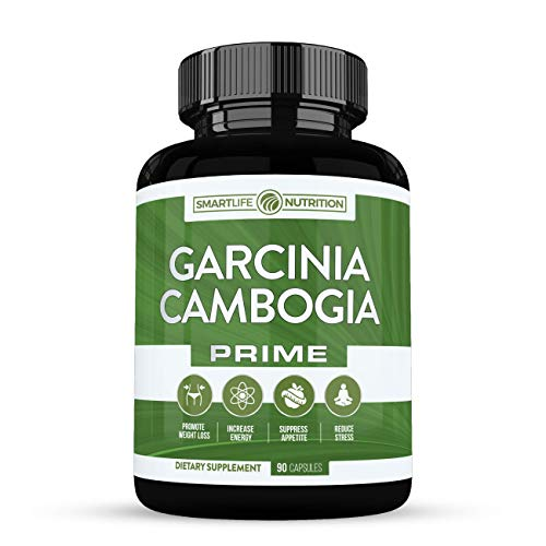 Garcinia Cambogia Weight Loss Pills - 100% Natural 60% HCA ...
