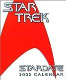Star Trek Stardate 2002 Calendar