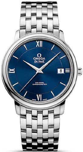 Omega Deville Prestige Co-Axial Mens Watch 424.10.37.20.03.001