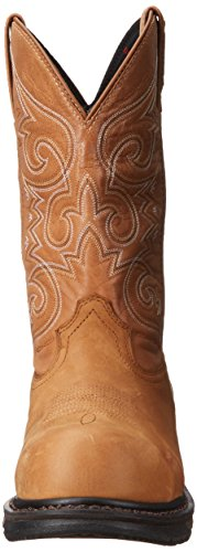 Boot Western RKW0175 Brown Women's Tan and Rocky gwt5AExqK