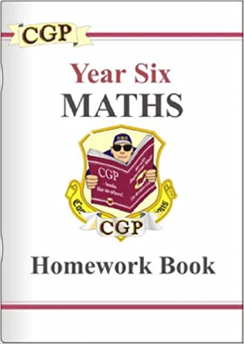 Homework booklet year 6 sats