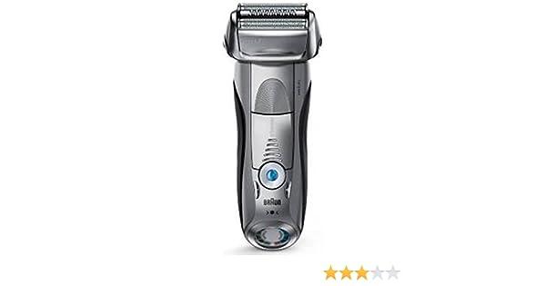 Braun 7899CC - Afeitadora (Máquina de afeitar de láminas, Plata ...